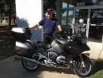 rcecconi's 2015 BMW R1200RT