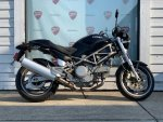 WetRider's 2004 Ducati Monster 800